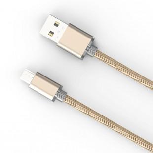 کابل تبدیل USB به MicroUSB الدینیو مدل LS17