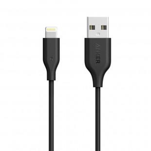 کابل تبدیل USB به لایتنینگ انکر مدل A8121 PowerLine Plus به طول 0.9 متر