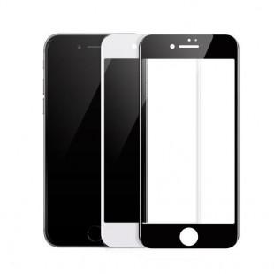 محافظ فول چسب صفحه نمایشگر آیفون 7 و 8 مدل Tempered Full Cover Glass