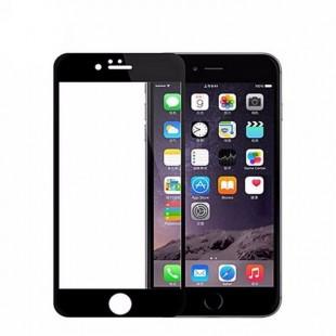 محافظ فول چسب صفحه نمایشگر آیفون 6 و 6s مدل Tempered Full Cover Glass
