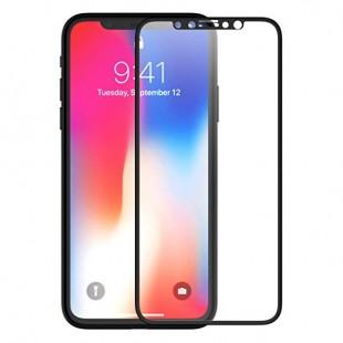 محافظ فول چسب صفحه نمایشگر آیفون Xr و آیفون 11  مدل Tempered Full Cover Glass