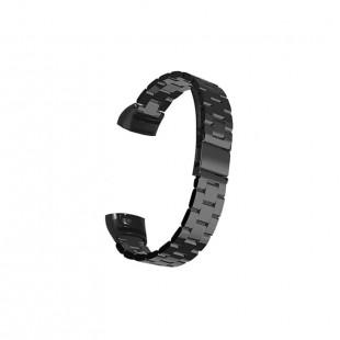 بند فلزی مدل Bead 3 مناسب مچ بند هوشمند هانر مدل Honor Band 4/5