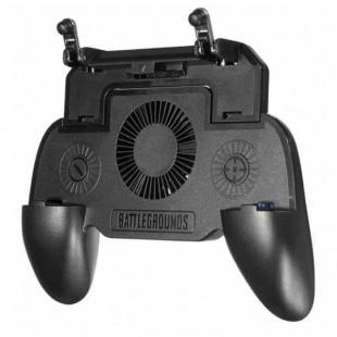 دسته بازی PUBG مدل SR به همراه فن خنک کننده