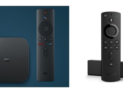 رقابت بین Mi Box 4K vs Amazon Fire TV Stick 4K