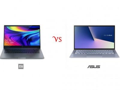مقایسه بین لپ تاپ ایسوس ASUS ZenBook UX431FL و شیائومی Mi Notebook Pro 15.6 Enhanced Edition 2020