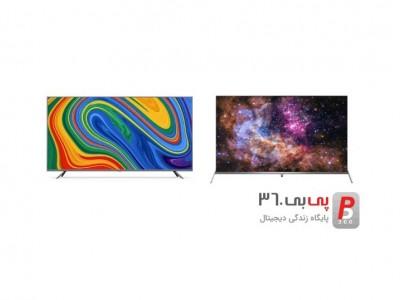 مقایسه جامع تلویزیون Xiaomi MI TV 4S 65 با TCL 65 P8S