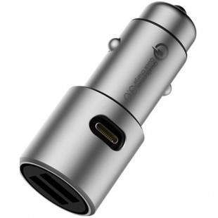 شارژر فندکی فست شارژ شیائومی مدل CZCDQ02ZM QC3.0