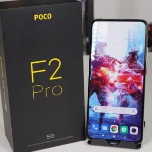 قیمت موبایل پوکو F2Pro شیائومی- Xiaomi POCO F2PRO ظرفیت 256 گیگابایت پک گلوبال