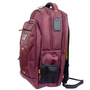 کوله پشتی و کیف لپ تاپ کترپیلار مدل 110 مناسب برای لپتاپ تا 15.6 اینچ
