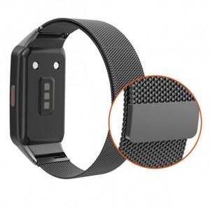 بند فلزی مدل Bead 3 مناسب مچ بند هوشمند هانر مدل Honor Band 6