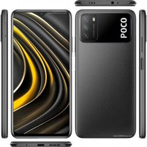 گوشی شیائومی مدل POCO M3 ظرفیت 64 گیگابایت رم 4 پک گلوبال