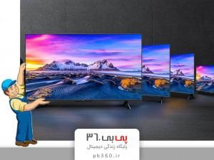 نصب و راه اندازی تلویزیون شیائومی Mi TV P1