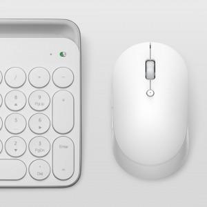 موس بی سیم شیائومی مدل Xiaomi Dual Mode silent Version Mouse