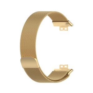 بند فلزی مدل Milanese مناسب برای ساعت هوشمند هوآوی Watch Fit