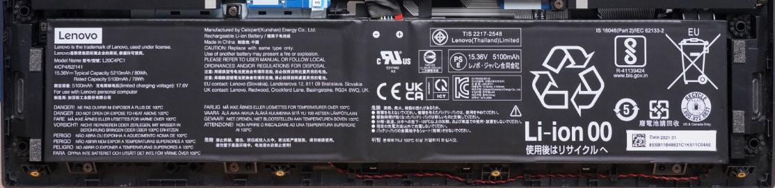 قیمت لپ تاپ لنوو سری گیمینگ