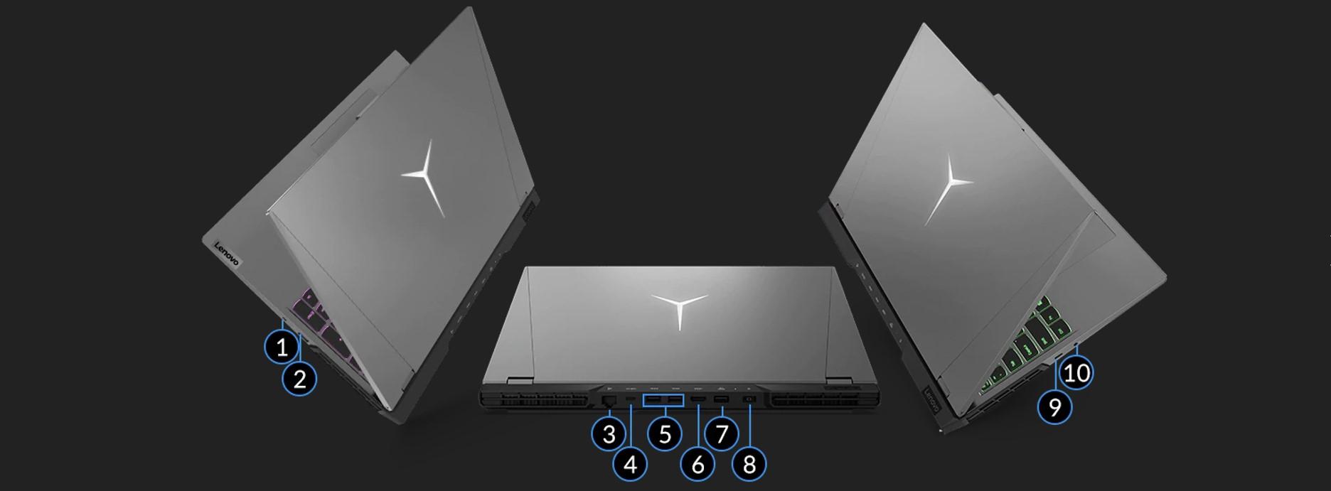 قیمت لپ تاپ گیم لنوو