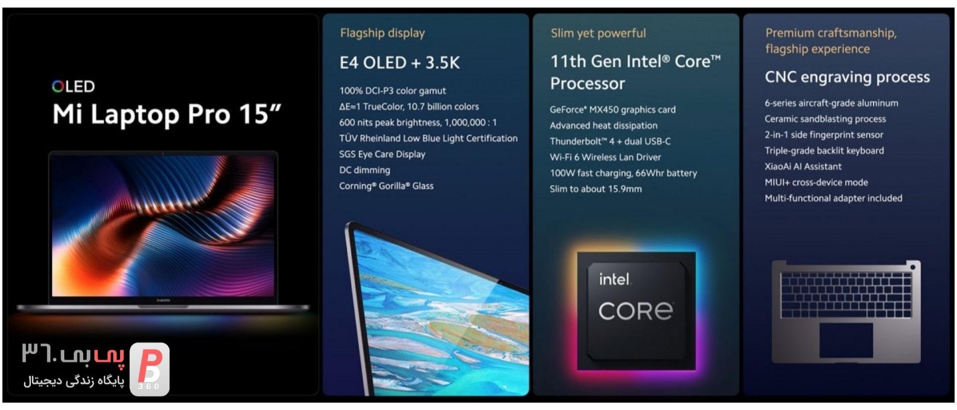 قیمت می لپ تاپ پرو