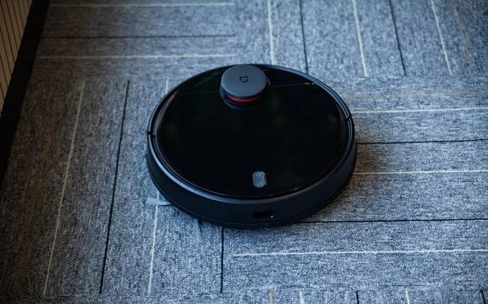 خرید جاروبرقی هوشمند