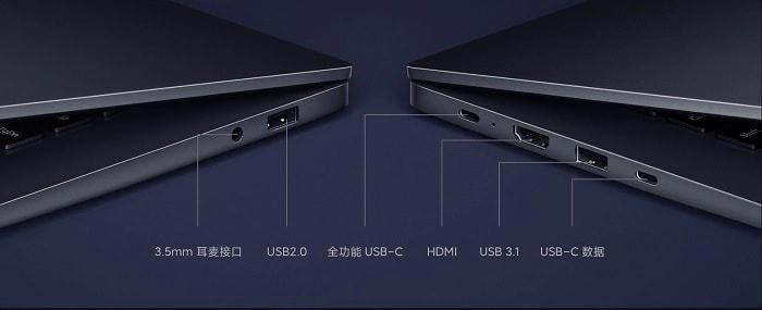 لپ تاپ شیائومی 16 اینچی