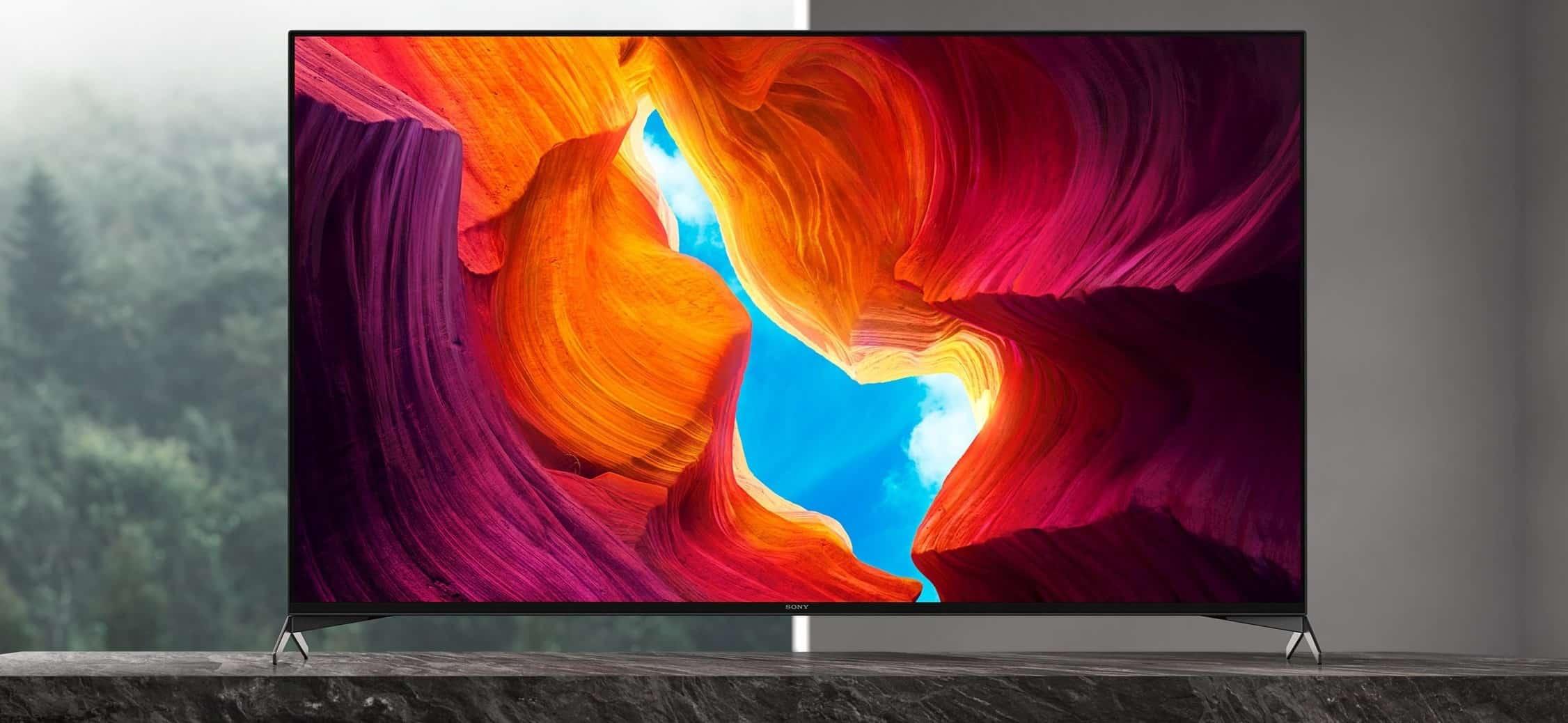 قیمت تلویزیون 65 اینچی سونی