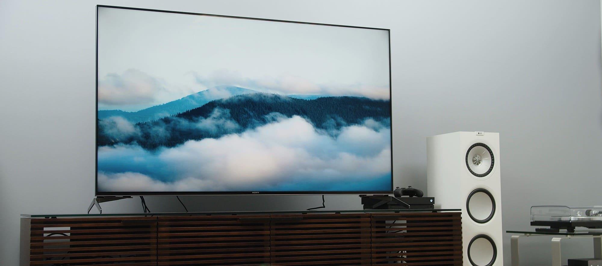 قیمت تلویزیون x9500h سونی
