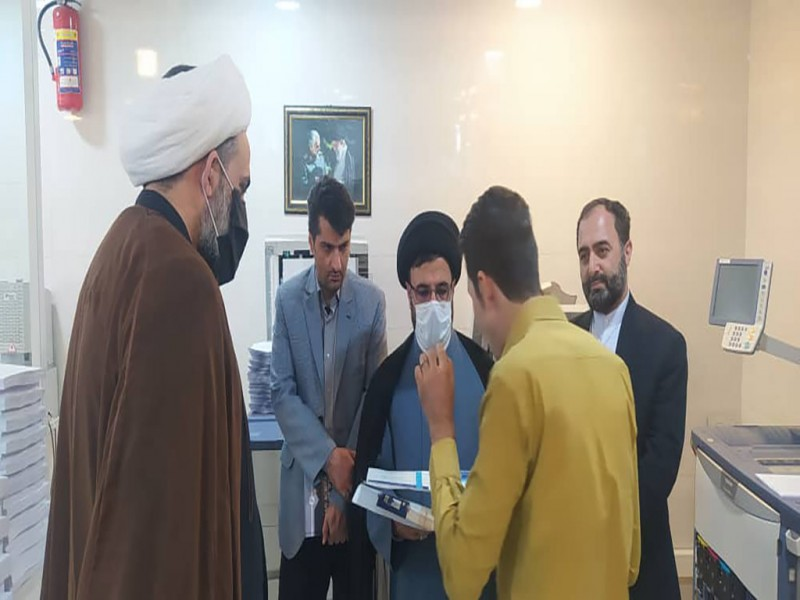 بازدید حجت الاسلام والمسلمین دکتر ساجد