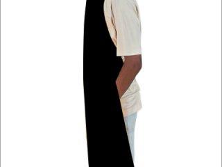 کاور PVC سفید و سیاه