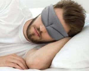 چشم بند خواب و ویژگی های آن