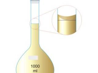 تهیه محلول استاندارد نیترات نقره