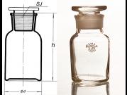 شیشه پودری 250 سفید
