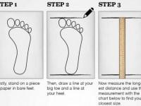 چه سایزی برای کفش ایمنی انتخاب کنیم