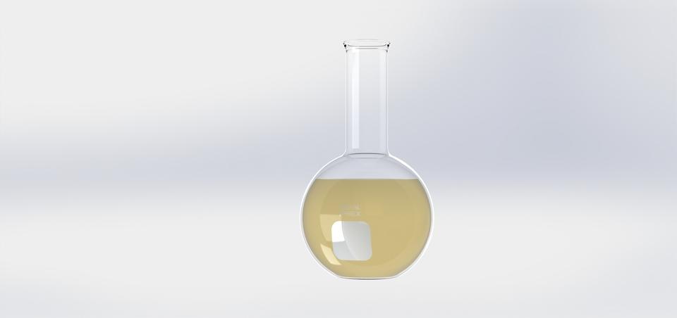 بالن شیشه ای,بالون شیشه ای,بالن ته گرد,بالن ته صاف,بالن آزمایشگاهی,بالن ژوژه