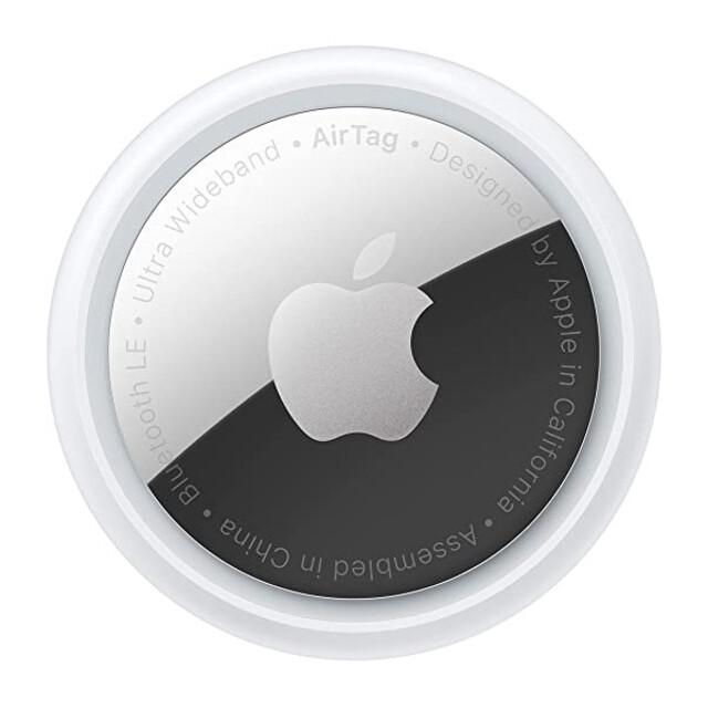 تگ ردیاب هوشمند اپل مدل AirTag مجموعه 4 عددی