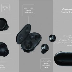 خرید هدفون بی سیم سامسونگ مدل Galaxy Buds Plus
