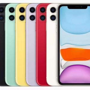 گوشی موبایل اپل مدل iPhone 11 A2223 دو سیم کارت ظرفیت 64 گیگابایت