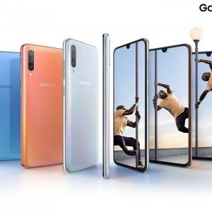 گوشی موبایل سامسونگ مدل Galaxy A70 SM-A705FN/DS دو سیمکارت ظرفیت 128 گیگابایت