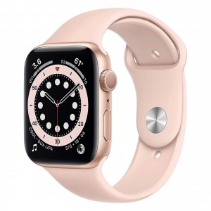 خرید ساعت هوشمند اپل سری 6 مدل Aluminum Case 44mm