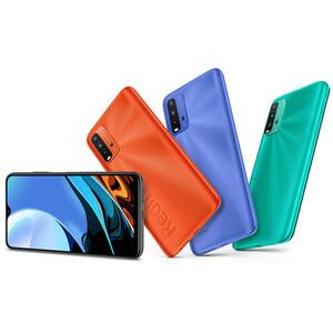 گوشی موبایل شیائومی مدل redmi 9T M2010J19ST ظرفیت 128 گیگابایت و رم 6 گیگابایت