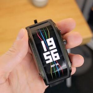 ساعت هوشمند نوبیا مدل SW1003