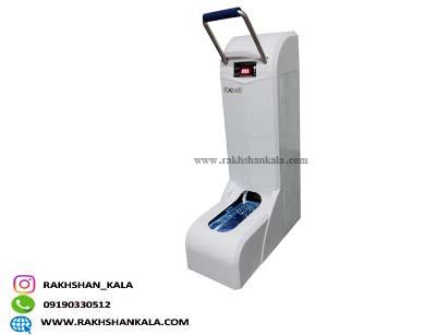 دستگاه کاور کفش برقی R SK-CL-WH دسته دار