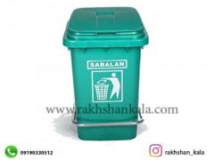 سطل زباله 20 لیتری پدالدار