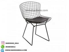 صندلی فلزی برتویا
