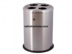 سطل لیوان یکبار مصرف بلند