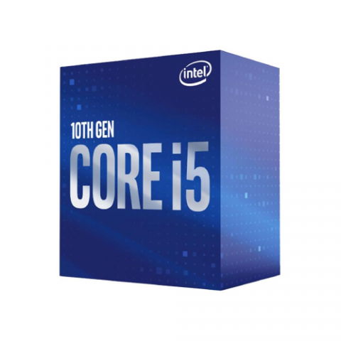 پردازنده مرکزی اینتل Comet Lake Core i5-10400
