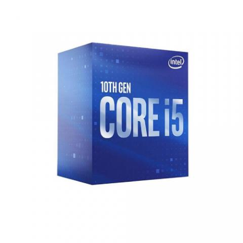 پردازنده مرکزی اینتل Comet Lake Core i5-10400F