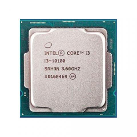 پردازنده مرکزی اینتل Comet Lake Core i3 10100