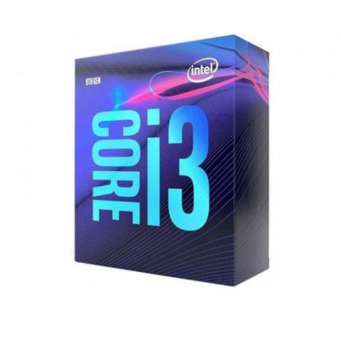 پردازنده مرکزی اینتل Coffee Lake Core i3 9100F