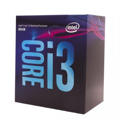 پردازنده مرکزی اینتل  Coffee Lake i3-8100 Tray