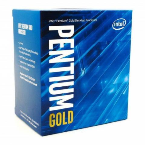پردازنده مرکزی اینتل Coffee Lake Pentium Gold G5620