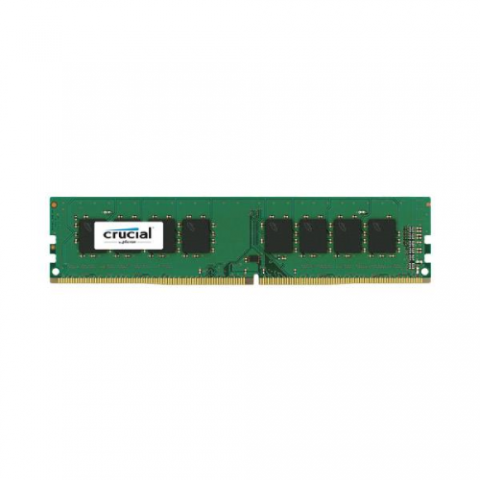 رم دسکتاپ DDR4 تک کاناله 2400 مگاهرتز CL17 کروشیال ظرفیت 4 گیگابایت